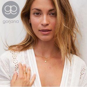 Gorjana Tanner Bar Mini Necklace